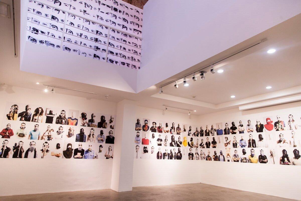 Ricardo Arispe - Somos - BAG Online Art Gallery