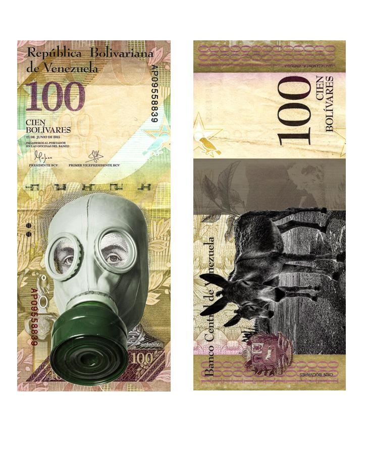 El Cono Monetario - BAG Online Art Gellery