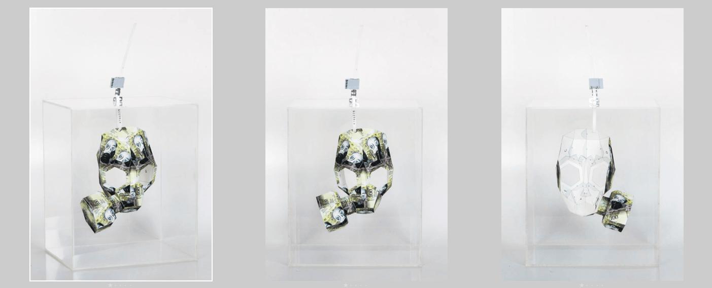 Intervenidos Volumenes Cotidianos - BAG Online Art Gallery